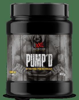 Pump'd Up! - 600 gram (30 doseringen) - Tropical Fruit
