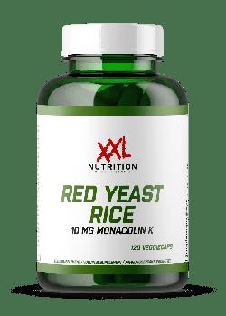 Red Yeast Rice - 120 veggiecaps