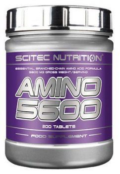 Scitec Nutrition Amino 5600-500 tabletten