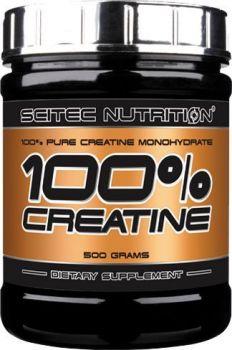 Scitec 100% Creatine Monohydrate -500 gram