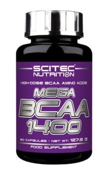 Scitec Nutrition Mega BCAA 1400