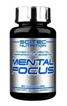 Scitec Nutrition Mental Focus 90 capsules