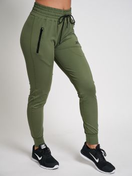 XXL Sportswear Sleek Jogger Army Green