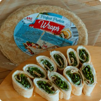 Perfect Protein Wrap - 6 Pack