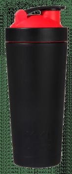 XXL Nutrition Thermo RVS Shaker Black
