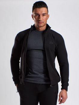 XXL Sportswear Stretch Jacket - Black