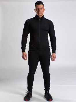 XXL Sportswear Stretch Trainingspak - Black
