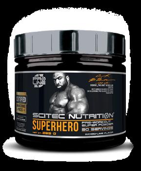 Scitec Nutrition Superhero