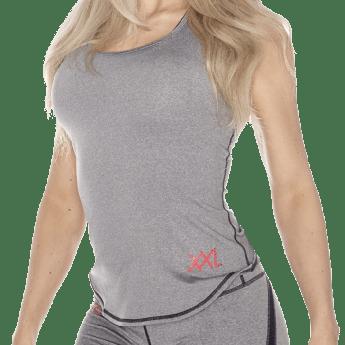 XXL Sportswear Tanktop Amazone - Grijs