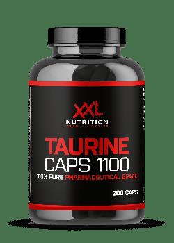 XXL Nutrition Taurine Caps