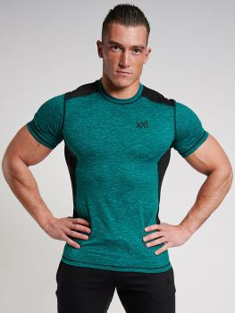 XXL Sportswear Tech Stretch Shirt - Ocean Green
