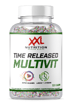 XXL Nutrition Time Released Multivit