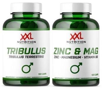 Tribulus + Zinc & Mag Stack - 1 stack