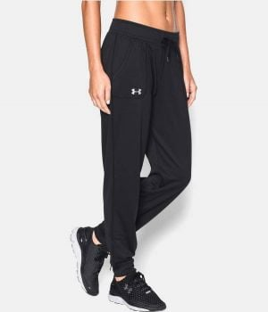 Under Armour Tech Pant Solid - Black
