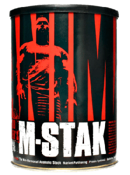 Animal M-Stak - 21 Packungen