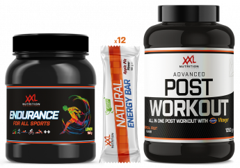 XXL Nutrition Vechtsport Pakket