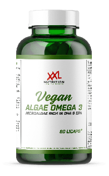 Vegan Algae Omega 3 - 60 caps