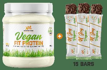 XXL Nutrition Vegan Pakket