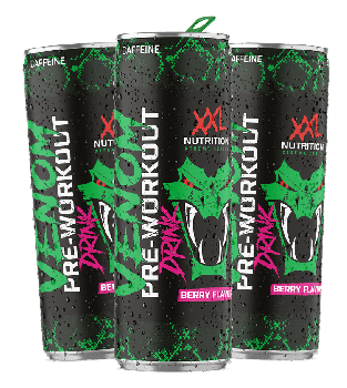 XXL Nutrition Venom Pre Workout Drink