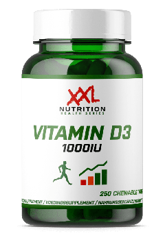 Vitamine D3 1000iu 250 tabletten