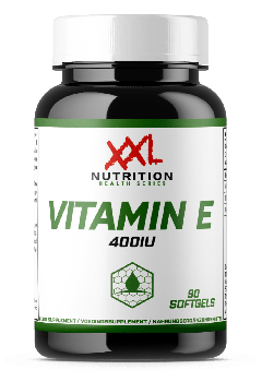 XXL Nutrition Vitamine E