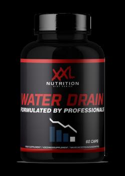XXL Nutrition Water drain