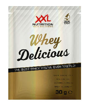 XXL Nutrition Whey Delicious Sample
