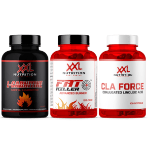 XXL Nutrition Xtreme Fat Burn Stack
