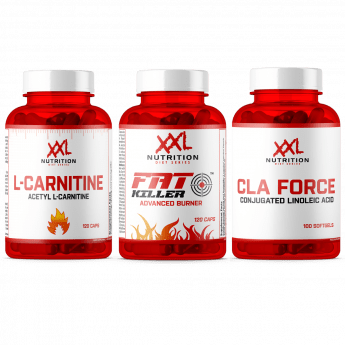 XXL Nutrition Xtreme Fat Burn Stack
