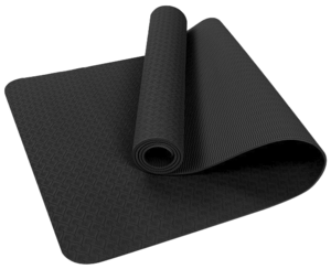 Yogamat Black 8mm