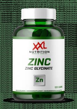 Zinc - 120 caps