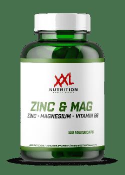 Zinc & Mag - 120 veggiecaps