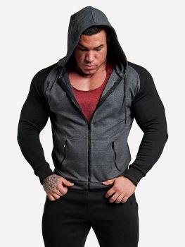 XXL Sportswear Zip hoodie Bigger is Better