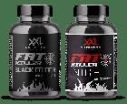 XXL Nutrition - 24 Hour Fat Killer Stack - Black Edition