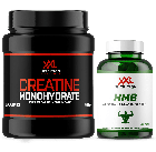 XXL Nutrition Creatine + HMB Stack