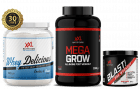 XXL Nutrition 30 Day Muscle Starter Pack