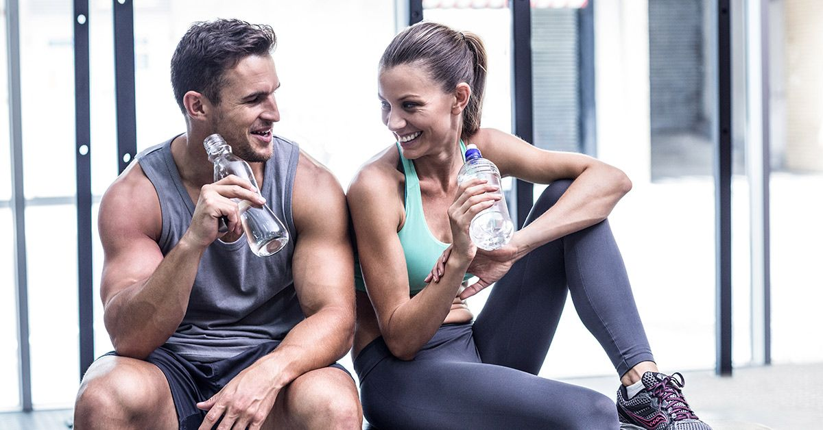 7 leuke couple workouts voor thuis!