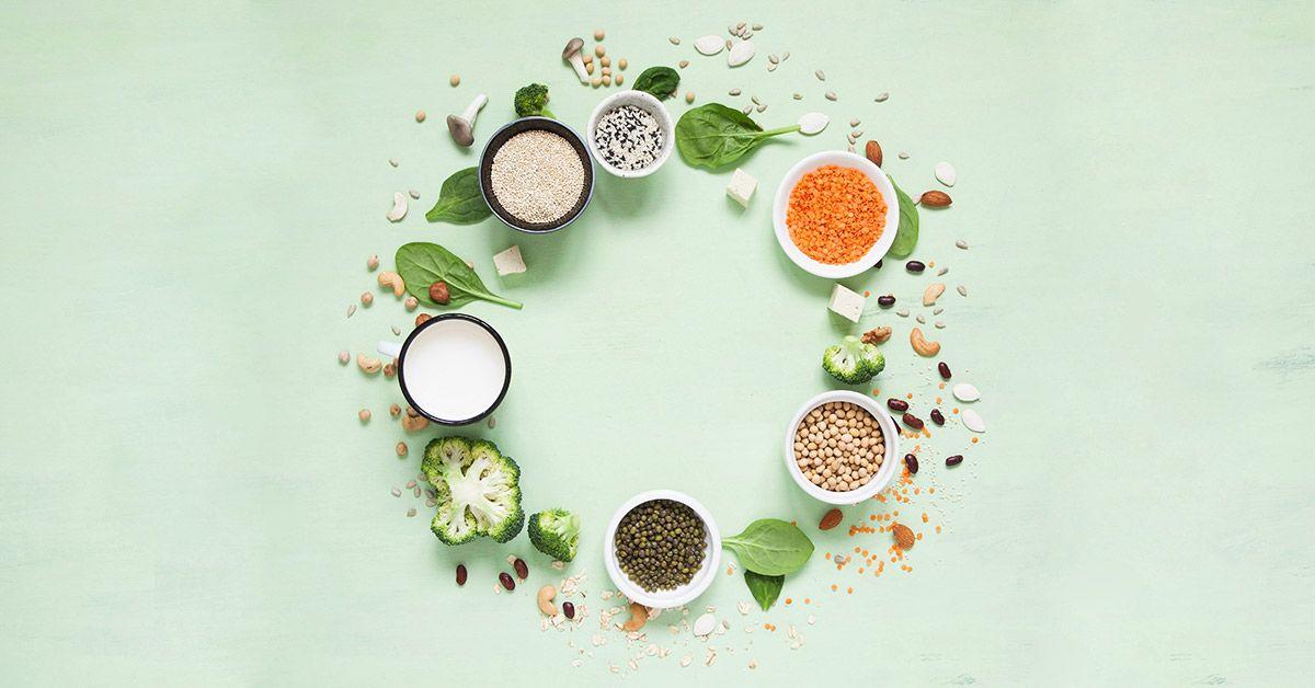 Top 11: beste plantaardige eiwitten
