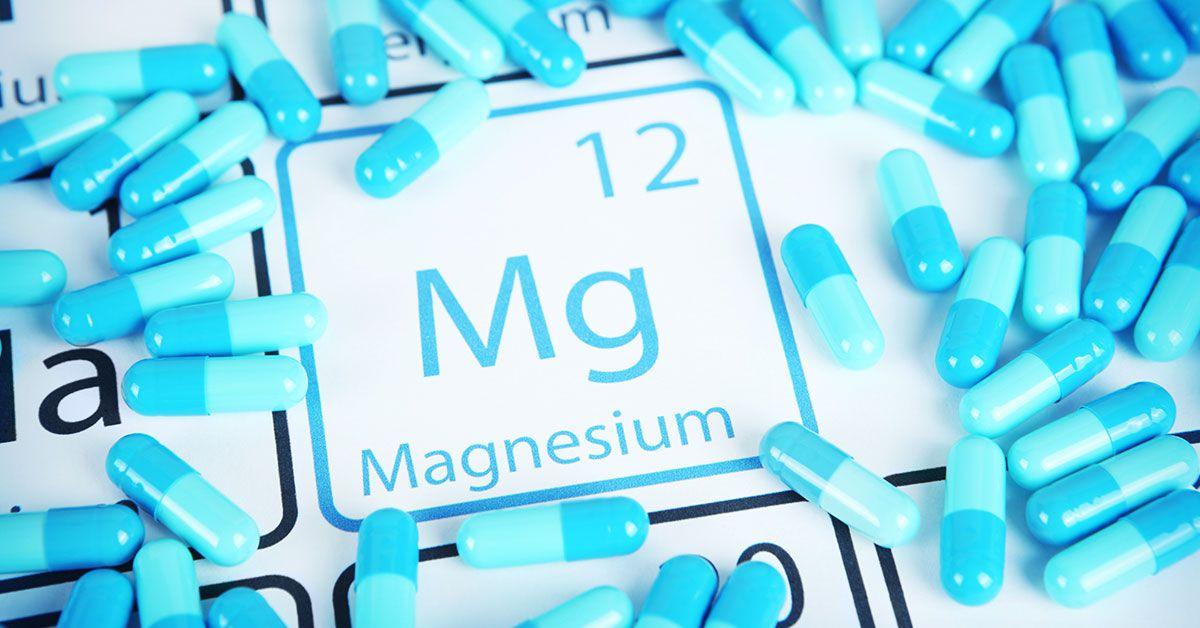 Tekenen dat je een tekort hebt aan magnesium
