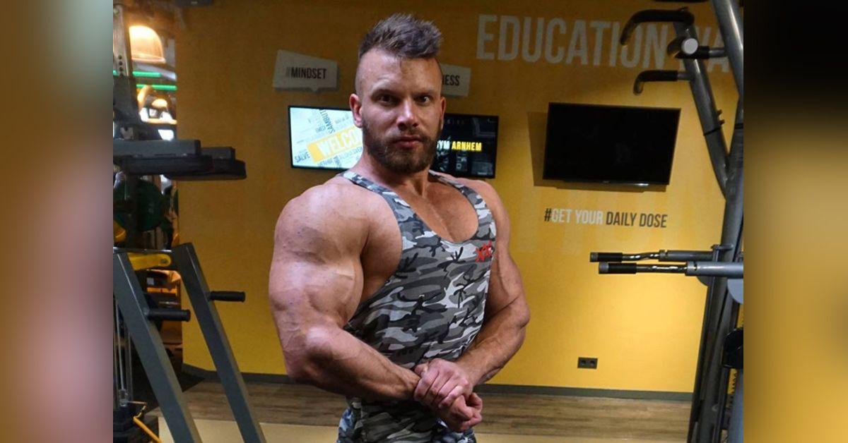 Jan Willem side chest